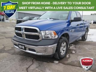 Used 2018 RAM 1500 ST Brakes serviced/ priced below average market ready to go for sale in St. Thomas, ON