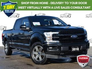 Used 2018 Ford F-150 1 owner trade for sale in St. Thomas, ON