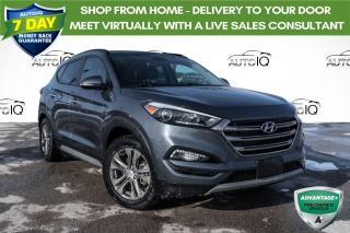 Used 2017 Hyundai Tucson Limited HEATED FRONT & REAR SEATS! CARPLAY & ANDROID AUTO! for sale in Barrie, ON