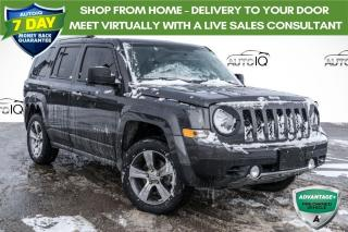 Used 2017 Jeep Patriot Sport/North **TOWING PACKAGE!** for sale in Barrie, ON