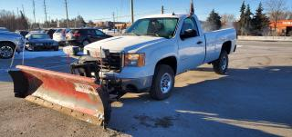Used 2010 GMC Sierra 3500 WT for sale in Concord, ON