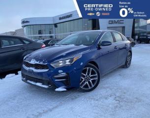 Used 2020 Kia Forte EX FWD | Heated Steering Wheel | Power Sunroof for sale in Winnipeg, MB