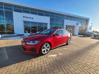 Used 2020 Volkswagen Golf GTI for sale in Pickering, ON