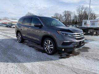 Used 2018 Honda Pilot Touring 4dr AWD Sport Utility for sale in Brantford, ON