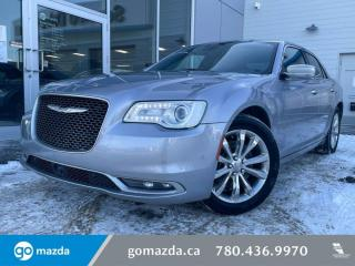 Used 2015 Chrysler 300 PLATINUM - AWD, SUNROOF, LEATHER, COOLED SEATS for sale in Edmonton, AB