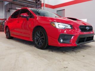 Used 2018 Subaru WRX SPORT for sale in Red Deer, AB