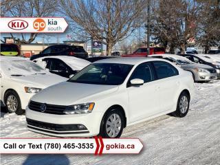 Used 2017 Volkswagen Jetta Sedan TRENDLINE+; HEATED SEATS, A/C, BACKUP CAMERA, BLUETOOTH for sale in Edmonton, AB