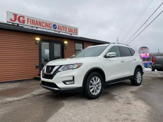 Used 2018 Nissan Rogue SV for sale in Millbrook, NS