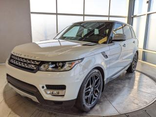 Used 2015 Land Rover Range Rover Sport ACCIDENT FREE - TWO SETS OF RIMS AND TIRES! for sale in Edmonton, AB