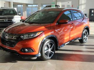 New 2020 Honda HR-V Sport AWD CVT for sale in Edmonton, AB