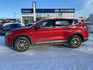 Used 2020 Hyundai Santa Fe ESS AWD/ADAPTIVE CRUISE/LANE KEEP ASSIST/FWD COLLISION AVOIDANCE for sale in Edmonton, AB