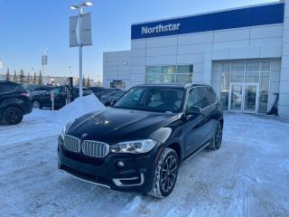 Used 2017 BMW X5 XDRIVE35DIESEL/LEATHER/SUNROOF/NAV/BACKUPCAM for sale in Edmonton, AB