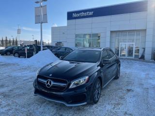 Used 2015 Mercedes-Benz GLA GLA 45AMG/LEATHER/SUNROOF/HEATEDSEATS/BACKUPCAMERA for sale in Edmonton, AB