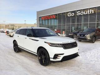 Used 2018 Land Rover Range Rover Velar D180, R-DYNAMIC, LEATHER for sale in Edmonton, AB