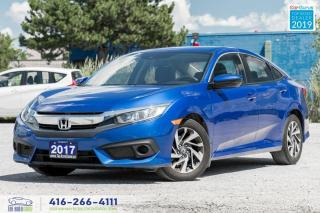 Used 2017 Honda Civic EX|Sensing|Sunroof| for sale in Bolton, ON