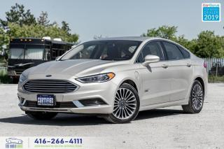 Used 2018 Ford Fusion Energy|Titanium|Leather for sale in Bolton, ON