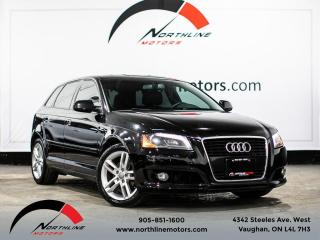 Used 2012 Audi A3 TDI/S-Line/Pano Roof/Heated Leather for sale in Vaughan, ON