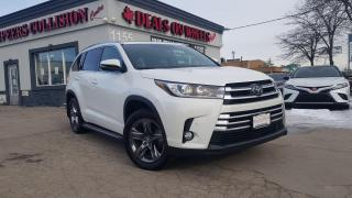 Used 2017 Toyota Highlander LIMITED  for sale in Oakville, ON