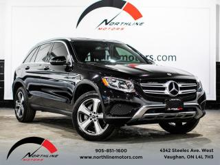 Used 2017 Mercedes-Benz GLC-Class GLC300 4MATIC/Navigation/Pano Roof/Camera for sale in Vaughan, ON