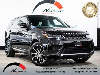 Used 2020 Land Rover Range Rover Sport HSE/Navigation/Heads Up Disp/Pano Roof for sale in Vaughan, ON
