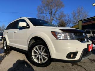 Used 2014 Dodge Journey SXT for sale in Guelph, ON