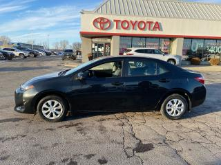 Used 2018 Toyota Corolla CE for sale in Cambridge, ON