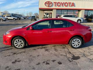 Used 2017 Toyota Corolla LE for sale in Cambridge, ON