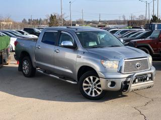 Used 2013 Toyota Tundra Platinum for sale in Oakville, ON