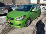 Photo of Green 2012 Hyundai Accent