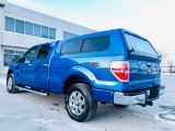 Photo of Blue Flame Metallic 2012 Ford F-150