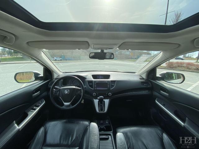 2013 Honda CR-V Touring Photo2