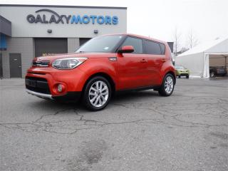 Used 2019 Kia Soul BLUETOOTH,HEATED SEATS, HEATED STEERING WHEEL, for sale in Duncan, BC