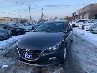 Used 2015 Mazda MAZDA3 GS for sale in Hamilton, ON
