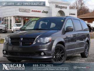 Used 2019 Dodge Grand Caravan GT  NAVIGATION for sale in Niagara Falls, ON
