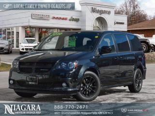 Used 2019 Dodge Grand Caravan GT | COMPANY CAR for sale in Niagara Falls, ON