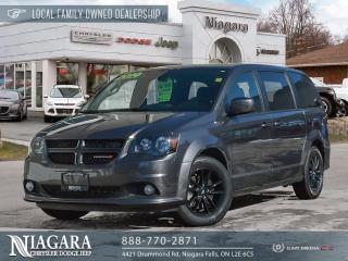 Used 2019 Dodge Grand Caravan GT | Navigation for sale in Niagara Falls, ON