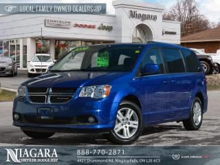 Used 2019 Dodge Grand Caravan Crew | TRAILER TOW GROUP for sale in Niagara Falls, ON