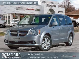 Used 2019 Dodge Grand Caravan Crew | BACK UP CAMERA for sale in Niagara Falls, ON