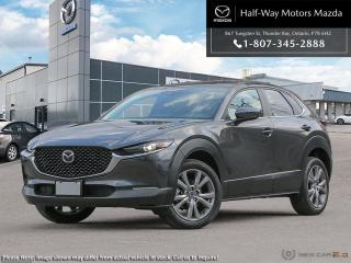 New 2021 Mazda CX-3 0 GS for sale in Thunder Bay, ON