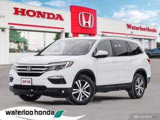 Used 2016 Honda Pilot EX-L for sale in Waterloo, ON