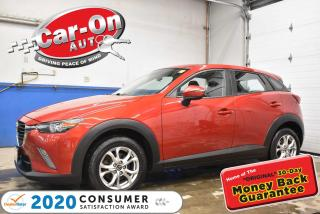 Used 2017 Mazda CX-3 GS AWD | HEATED SEATS | REAR CAMERA for sale in Ottawa, ON