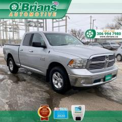 Used 2014 RAM 1500 SLT w/4x4, Cruise Control, Air Conditioning for sale in Saskatoon, SK