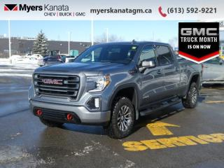 New 2021 GMC Sierra 1500 AT4  -  Leather Seats -  Cooled Seats for sale in Kanata, ON