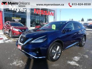 Used 2020 Nissan Murano Platinum  - $274 B/W for sale in Orleans, ON