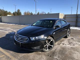 Used 2016 Ford Taurus SEL AWD for sale in Cayuga, ON