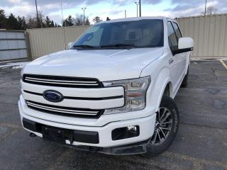 Used 2019 Ford F-150 Lariat CREW FX4 4WD for sale in Cayuga, ON