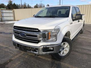 Used 2019 Ford F-150 XLT CREW 4WD for sale in Cayuga, ON