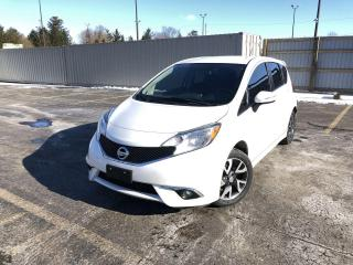 Used 2016 Nissan Versa Note SR for sale in Cayuga, ON