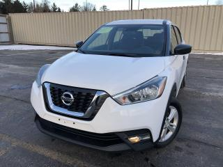 Used 2019 Nissan Kicks S 2WD for sale in Cayuga, ON