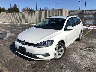 Used 2019 Volkswagen Golf Sportwagen Comfortline 4motion for sale in Cayuga, ON